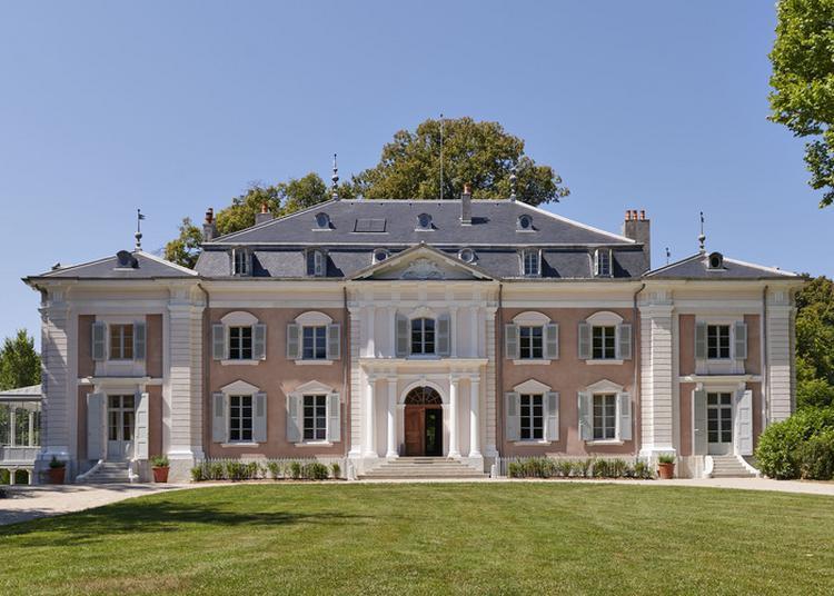 Visite Du Château De Voltaire à Ferney à Ferney Voltaire