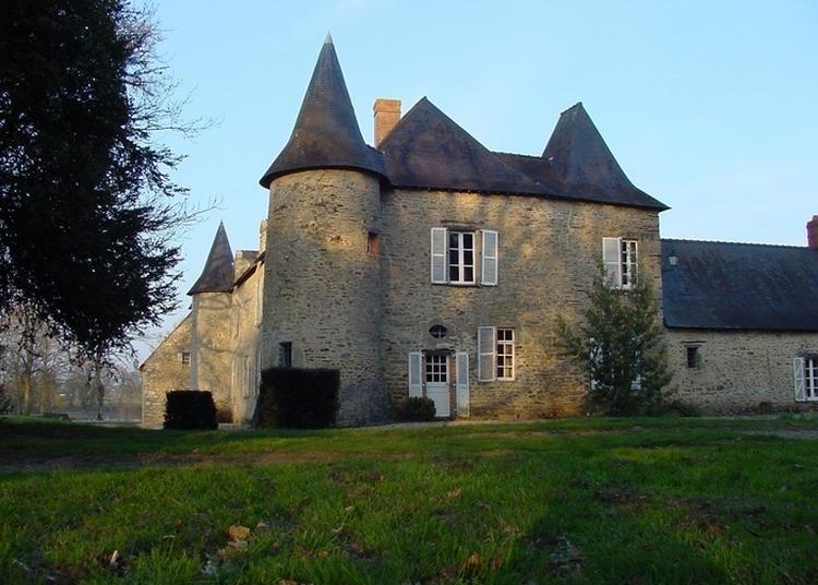 Visite Du Château Des Champs à Guipry