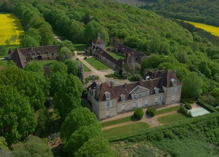 Visite Du Château Du Feÿ à Villecien