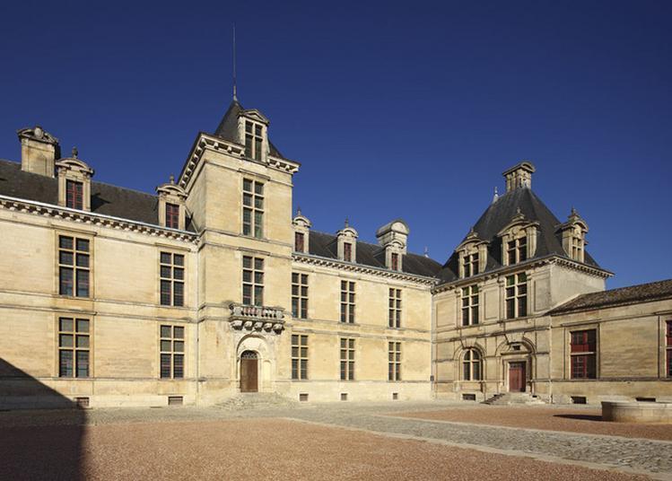 Visite Du Château Ducal à Cadillac