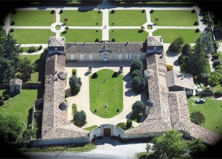 Visite Du Château Les Rochers à Preignac