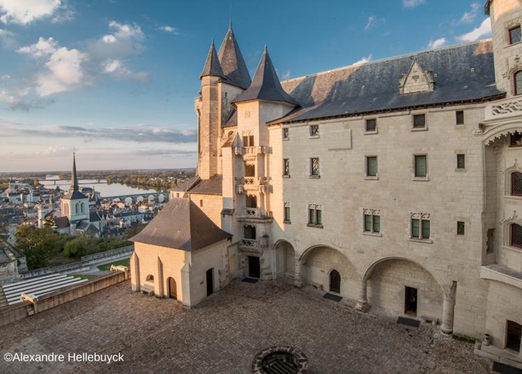 Visite Du Château-musée De Saumur