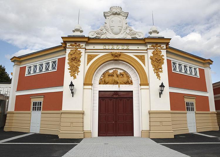 Visite Du Cirque Historique, Site Du Centre National Des Arts Du Cirque à Chalons en Champagne