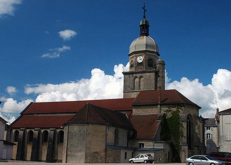 Visite Du Clocher De L'église De Saint-amour à Saint Amour