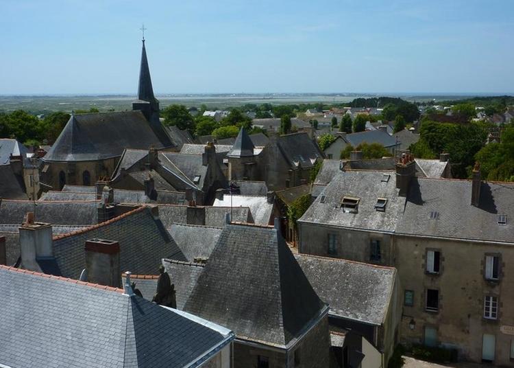 Visite Du Clocher De La Collégiale à Guerande