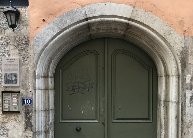Visite Du Coeur Historique De Grenoble.