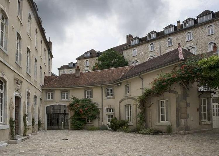 Visite Du Conseil Régional De Bourgogne-franche-comté - Site De Besançon à Besancon