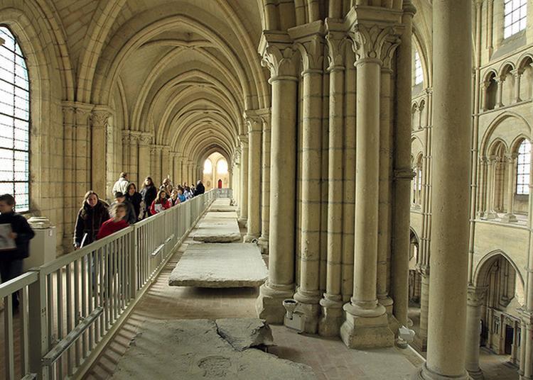 Visite Du Dépôt Lapidaire De La Cathédrale De Laon