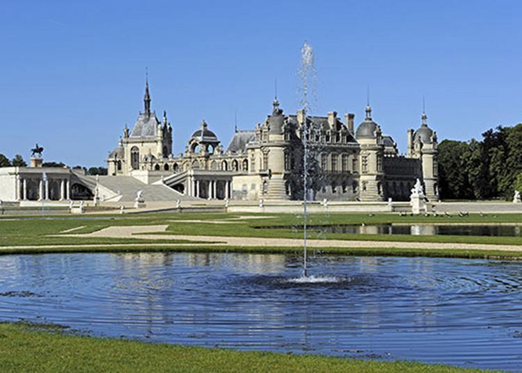 Visite Du Domaine De Chantilly