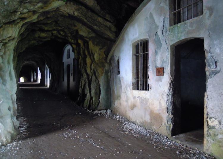 Visite Du Fort De Tamié, Un Géant Aux Portes Des Grandes Alpes à Mercury