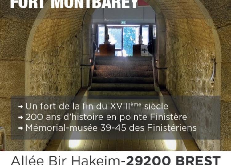 Visite Du Fort Montbarey à Brest
