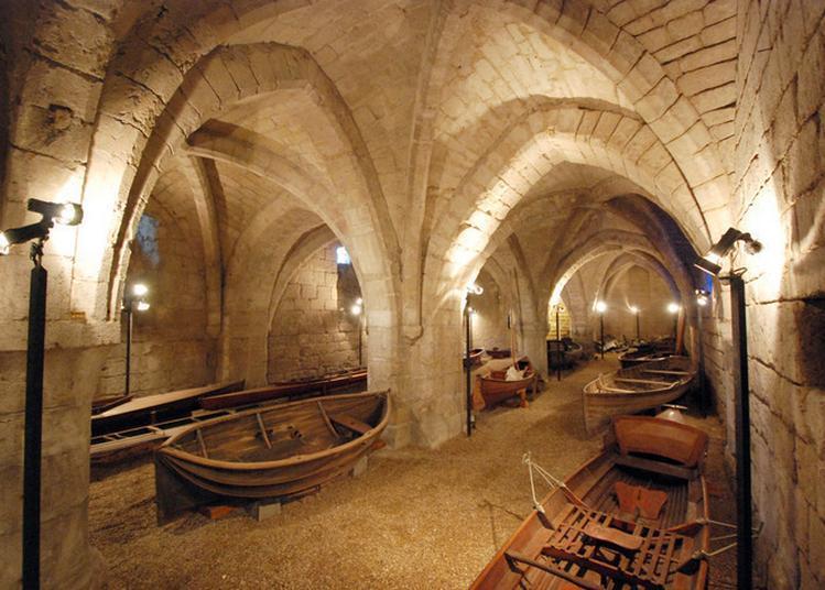 Visite Du Grand Cellier à Conflans sainte Honorine