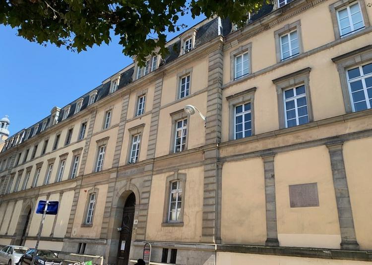 Visite Du Gymnase Jean Sturm à Strasbourg