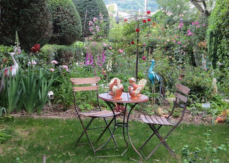 Visite Du Jardin De L'atelier Du Mille Pattes ( Du 01/06/2018 Au 4/06/2018 Inclus ) à Forcalquier