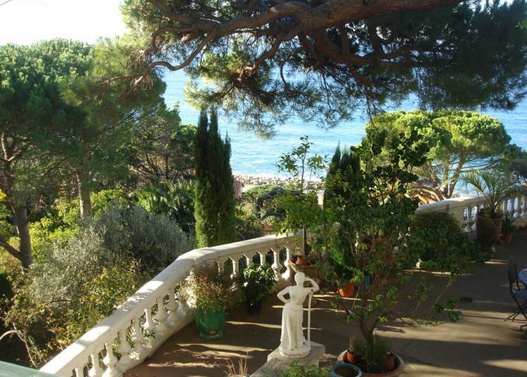 Visite Du Jardin De La Villa Santa Lucia, Propriété Classée Monument Historique à Marseille