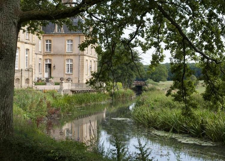 Visite Du Jardin Et Du Parc Du Château De Pange