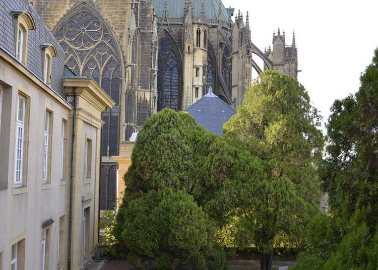 Visite Du Jardin Suspendu à Metz