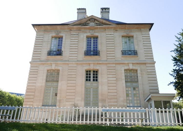 Visite Du Jeu De Paume à Chantilly