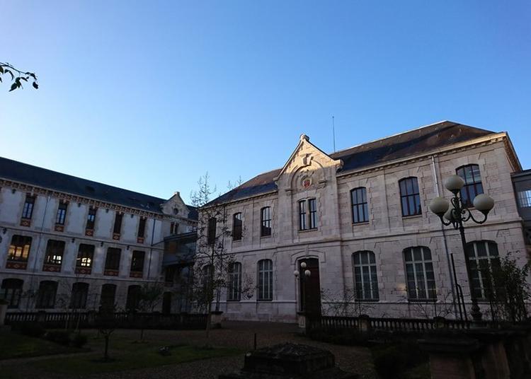 Visite Du Lycée Carnot à Dijon