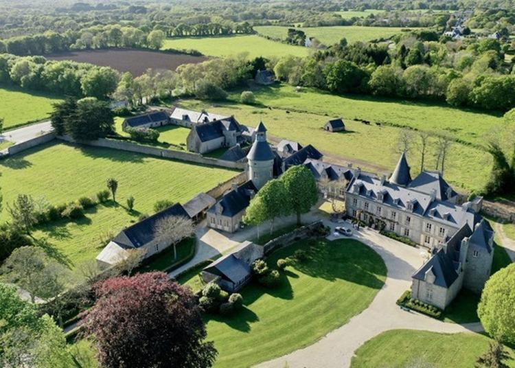 Visite Du Manoir De Kerazan Et De Son Parc à L'anglaise à Loctudy