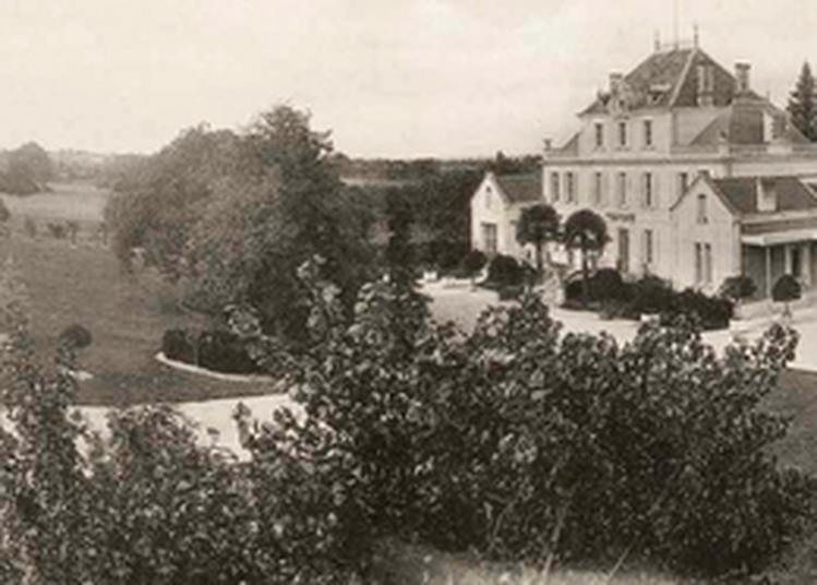 Visite Du Manoir De Mademoiselle Ranson Ferrand à Segonzac
