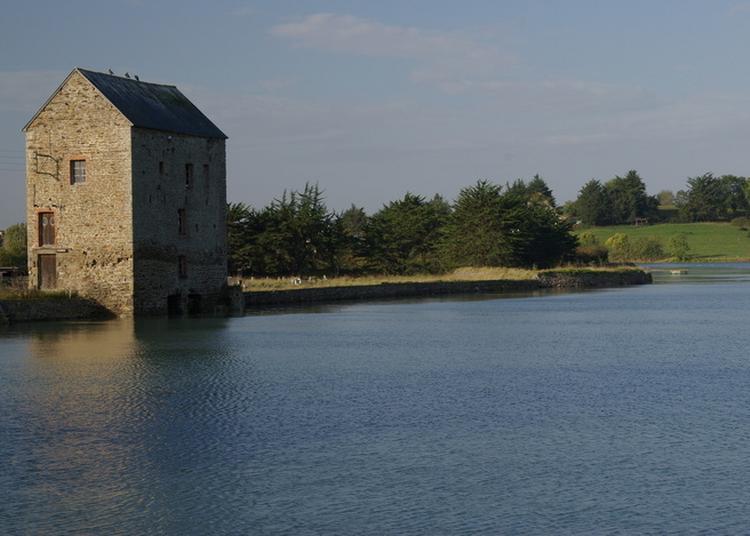 Visite Du Moulin à Marée De Boschet à Saint Suliac