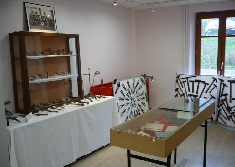 Visite Du Musée Bost Et De L'outil à Laissey