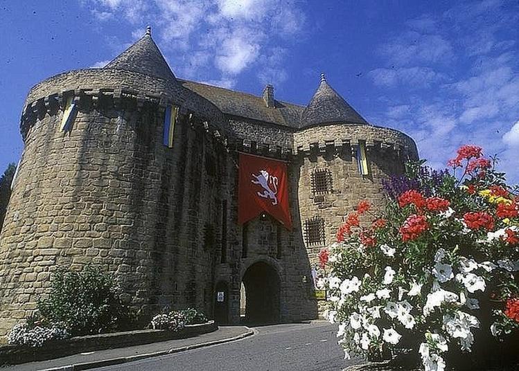 Visite Du Musée De La Porte Broërec à Hennebont