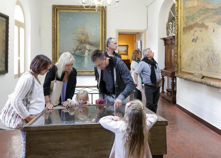 Visite Du Musée Des Comtes De Provence à Brignoles