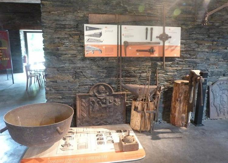Visite Du Musée Des Forges De Moisdon-la-rivière à Moisdon la Riviere