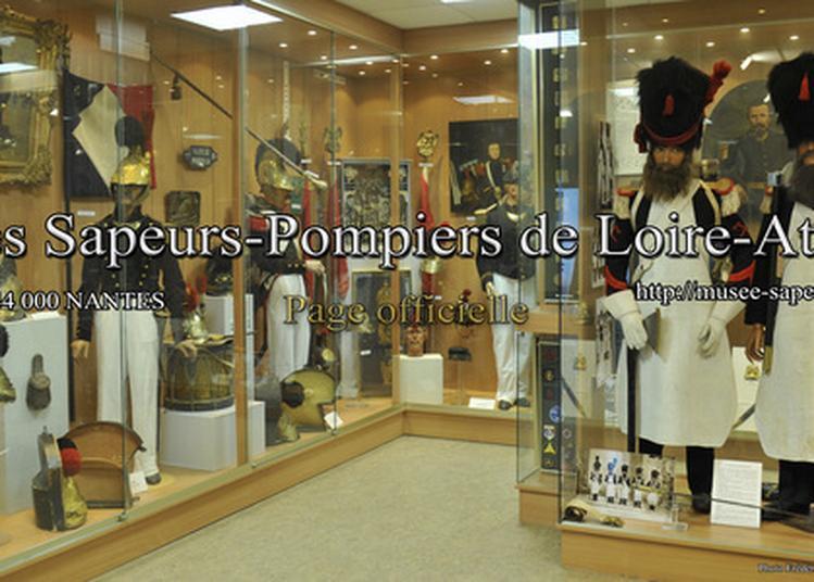 Visite Du Musée Des Sapeurs-pompiers De Loire Atlantique à Nantes