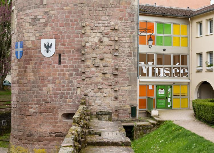 Visite Du Musée Du Chapitre D'epinal à Epinal