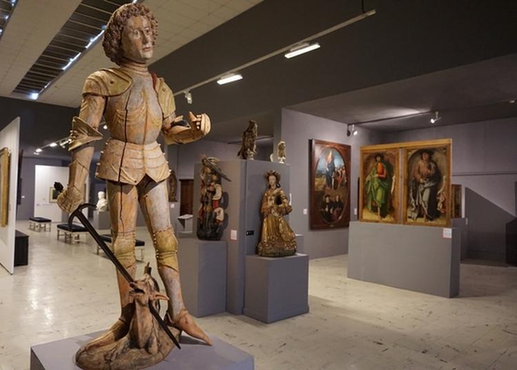 Visite Du Musée Boucher de Perthes Et Des Collections Permanentes à Abbeville