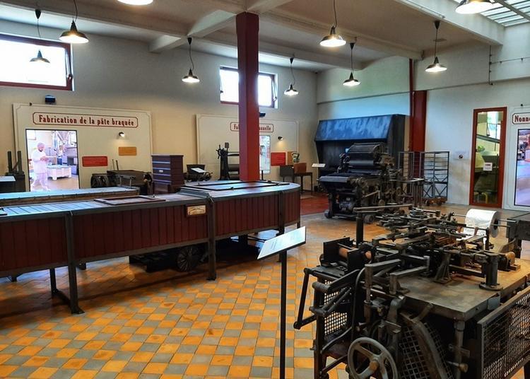 Visite Du Musée Mulot Et Petitjean - La Fabrique De Pain D'épices à Dijon