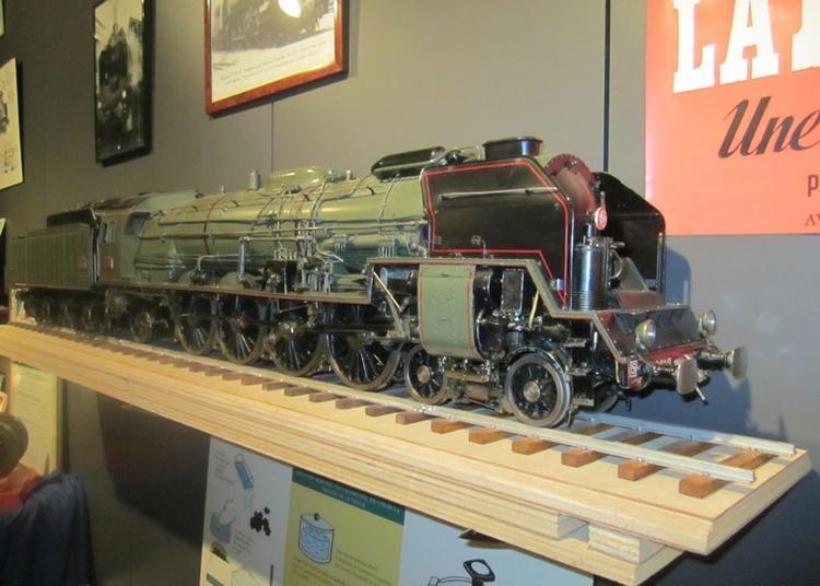 Visite Du Musée Rosny-rail à Rosny Sous Bois