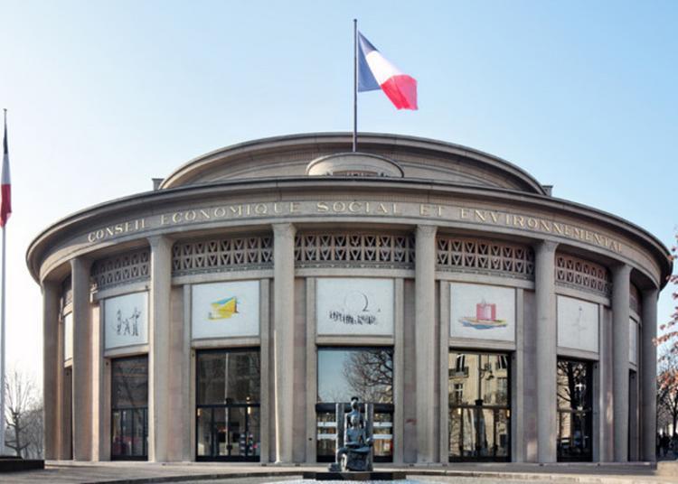 Visite Du Palais D'iéna : Découvrez Le Chef D'oeuvre Architectural D'auguste Perret ! à Paris 16ème