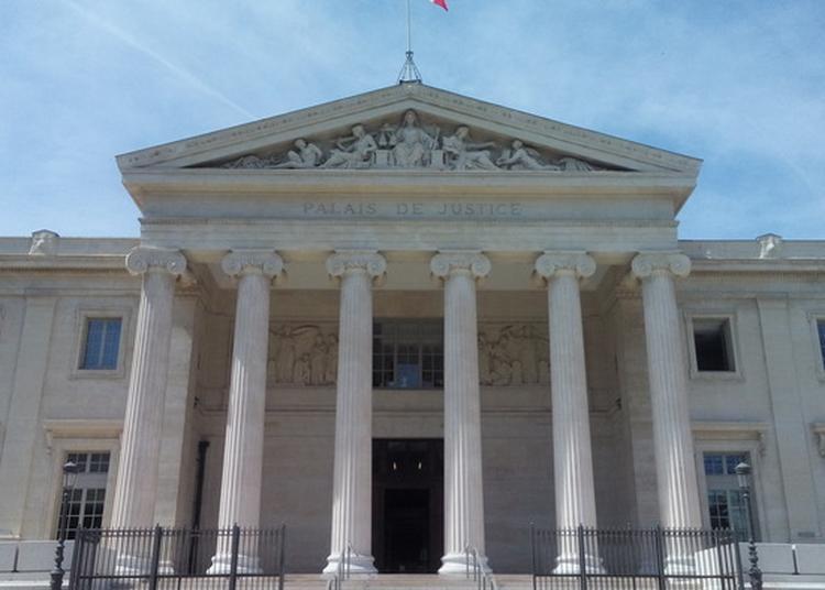 Visite Du Palais De Justice à Marseille