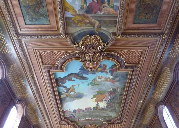 Visite Du Palais De Justice De Besançon à Besancon