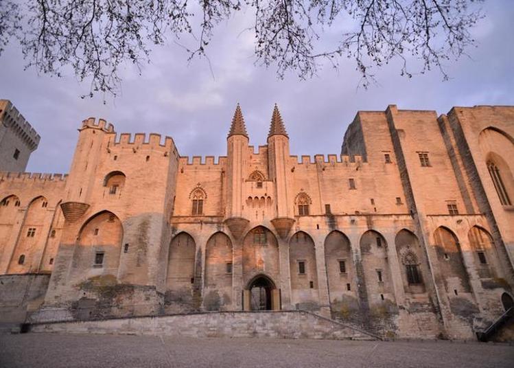 Visite Du Palais Des Papes à Avignon