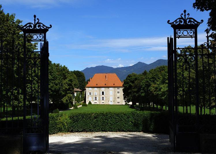 Visite Du Parc Du Château à Crolles