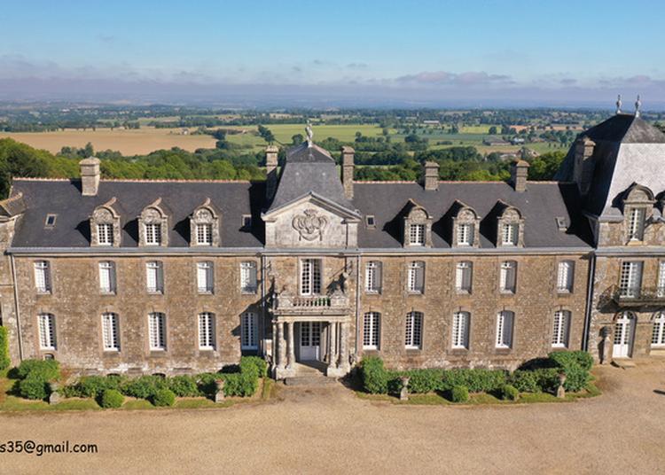Visite Du Parc Du Château De Caradeuc à Becherel