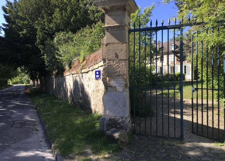 Visite Du Parc Et Du Château De Sacy à Sacy le Petit