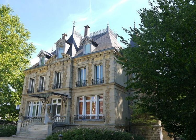 Visite Du Parc Et Du Château Des Charmettes à Torcy