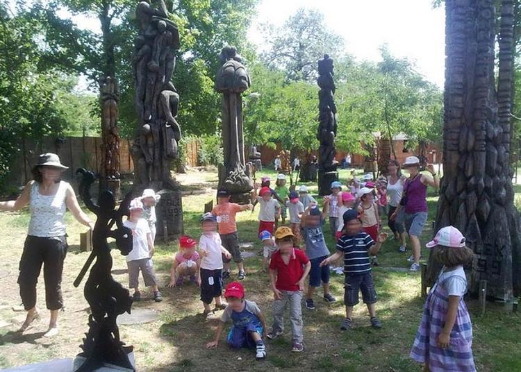 Visite Du Parc Grandeur Nature à Saint Germain en Laye