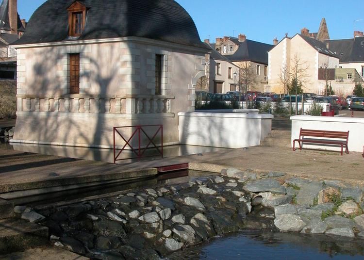Visite Du Pavillon Fouquet De La Varenne à La Fleche