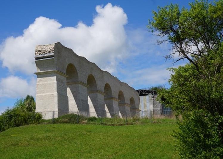 Visite Du Pont-aqueduc Romain À Ars-sur-moselle Et À Jouy-aux-arches à Ars sur Moselle