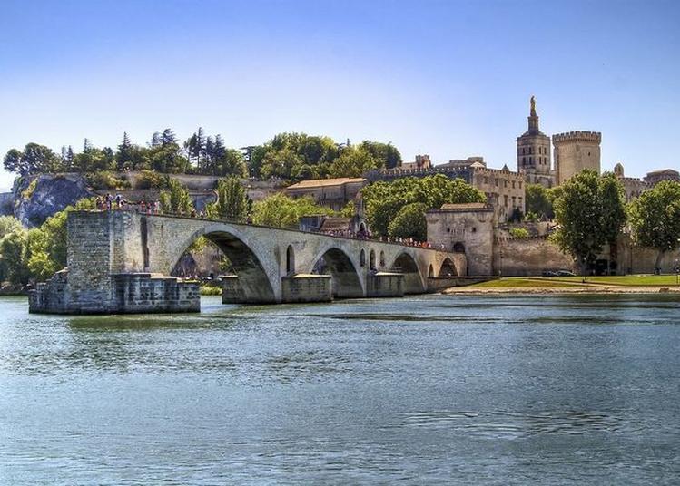 Visite Du Pont Saint-benezet à Avignon