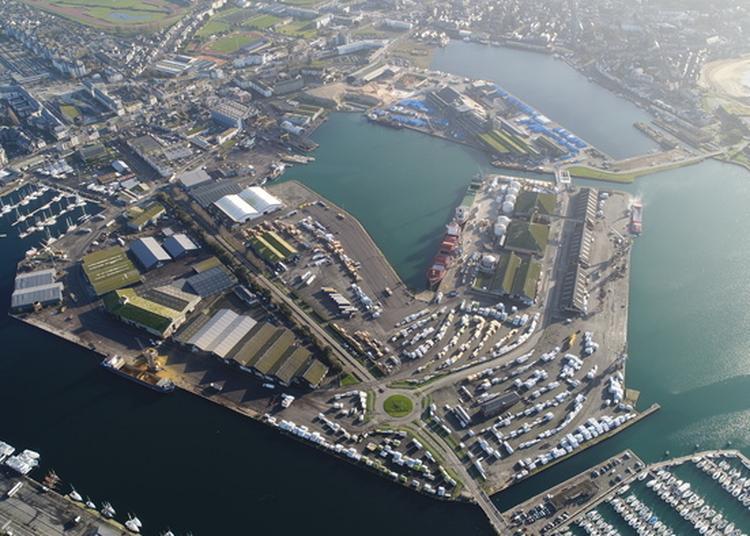 Visite Du Port De Saint-malo à Saint Malo