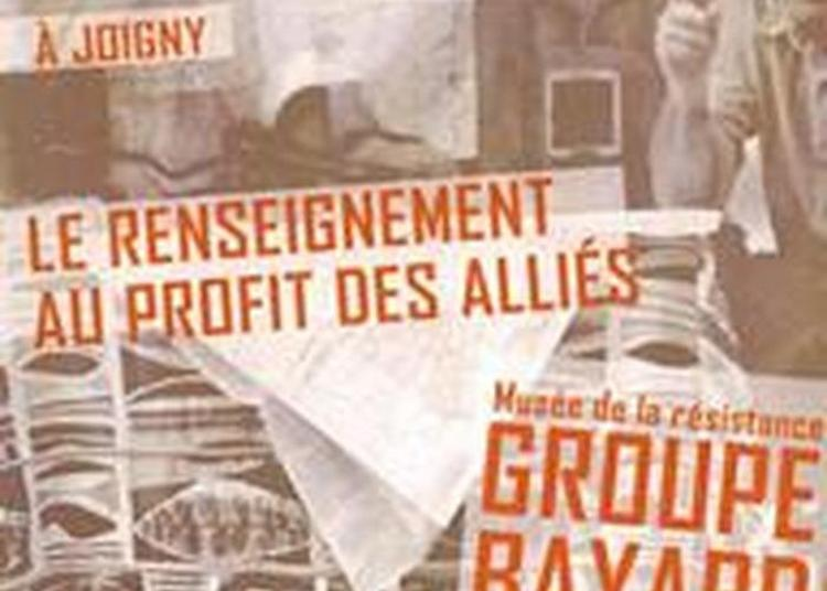 Visite Du Premier Musée De La Résistance Créé En 1945 à Joigny