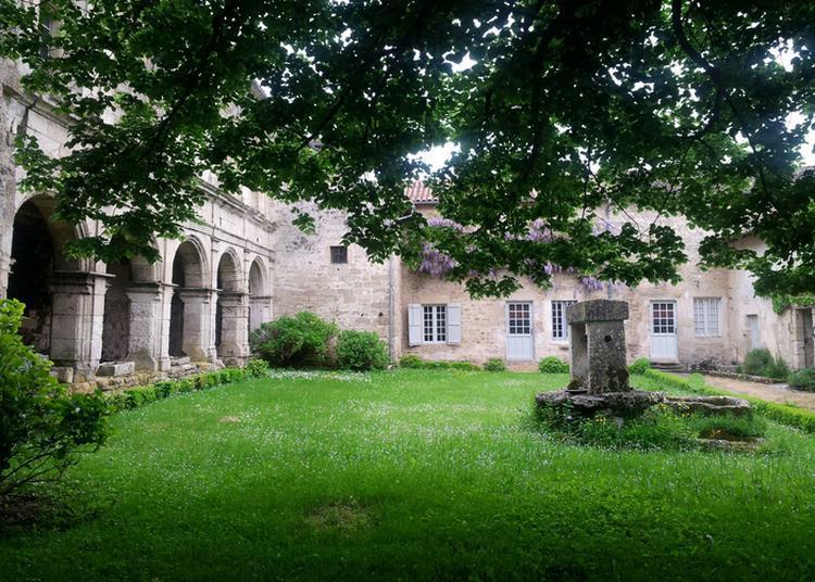 Visite Du Prieuré à Azay le Brule